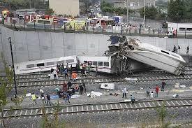 acidente tren en españa
